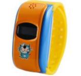 Smartwatch Star City K303, Capacitive touchscreen, GPS, dedicat pentru copii (Galben)