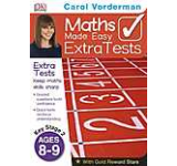 Maths Made Easy Extra Tests Age 8-9