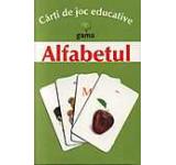 Carti de joc educative - Alfabetul