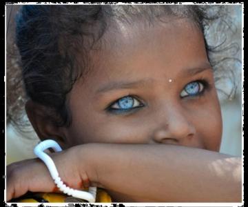 Cei mai frumosi ochi din lume, in poze hipnotizante