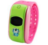 Smartwatch Star City K303, Capacitive touchscreen, GPS, dedicat pentru copii (Roz)