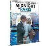 Miezul noptii in Paris
