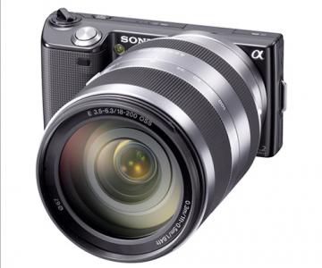 Sony NEX-5 si NEX-3 sunt oficiale