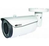 Camera Supraveghere Video HD View, AHD si analogica de exterior, 720P, lentila varifocala, IR 30m (Alb)