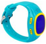 Smartwatch Vonino Kids Watch S2, 2G, Curea silicon, pentru Copii, Cartela SIM Orange PrePay inclus (Albastru)