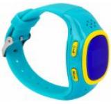 Smartwatch Vonino Kids Watch S2, 2G, Curea silicon, pentru Copii, Cartela SIM Orange PrePay inclus (Albastru)