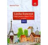 Limba franceza. Caiet pentru clasa a VI-a. L1 si L2