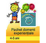 Pachet domenii experientiale Timtim-Timy 4-5 ani