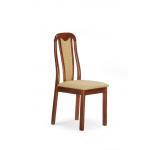 Scaun din lemn K62 cires inchis