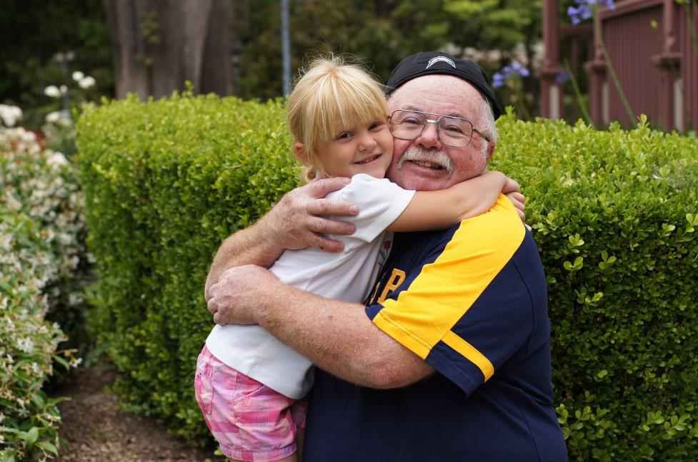Studiu: Copiii au nevoie de bunici mai mult decat ne putem imagina - Poza 1
