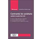 Contractul de societate conform noului Cod Civil