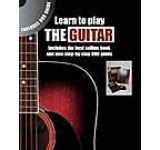 Learn to Play the Guitar: A Step-by-step Guide (Boxset)