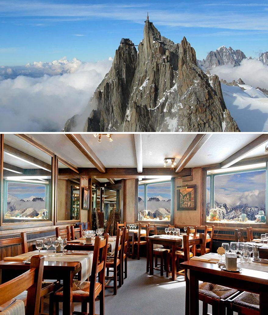 Distinctie si rafinament: Restaurante uluitoare din jurul lumii - Poza 4