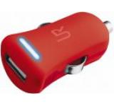 Incarcator Auto Trust 20153 Universal (Rosu)