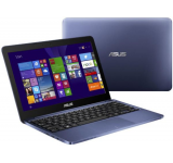 "ASUS Laptop ASUS EeeBook X205TA-FD0037BS (Procesor Intel® Atom™ Z3735F (2M Cache, up to 1.83 GHz), 11.6"", 2GB, 64GB, Intel® HD Graphics, microHDMI, Win8.1 Bing, Albastru inchis) Laptopuri"