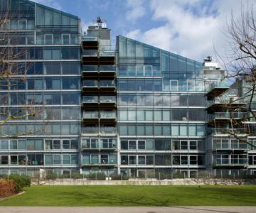 Penthouse de super-erou la Londra
