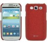 Husa Blautel BLTCOROS3 protectie spate Samsung Galaxy S3 (Rosu)