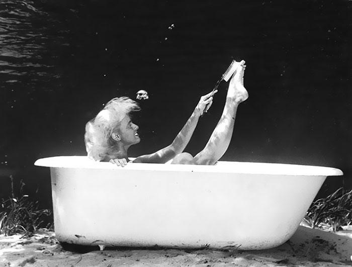 Fotografii subacvatice de exceptie, din 1938 - Poza 12