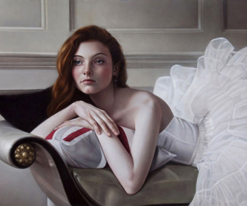 Hiper-realism si poezie, pictate de Mary Jane Ansell