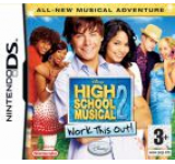 Disney IS High School Musical 2: Work This Out (DS)