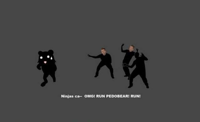 Ninja nu pot sa te prinda - Poza 14