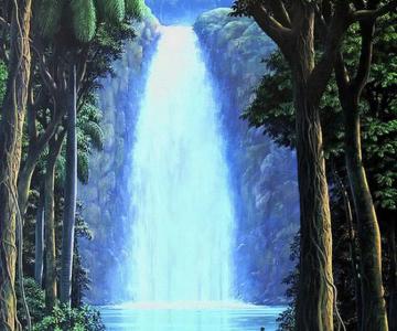 Pictorul norilor, cascadelor si colinelor – Tomas Sanchez