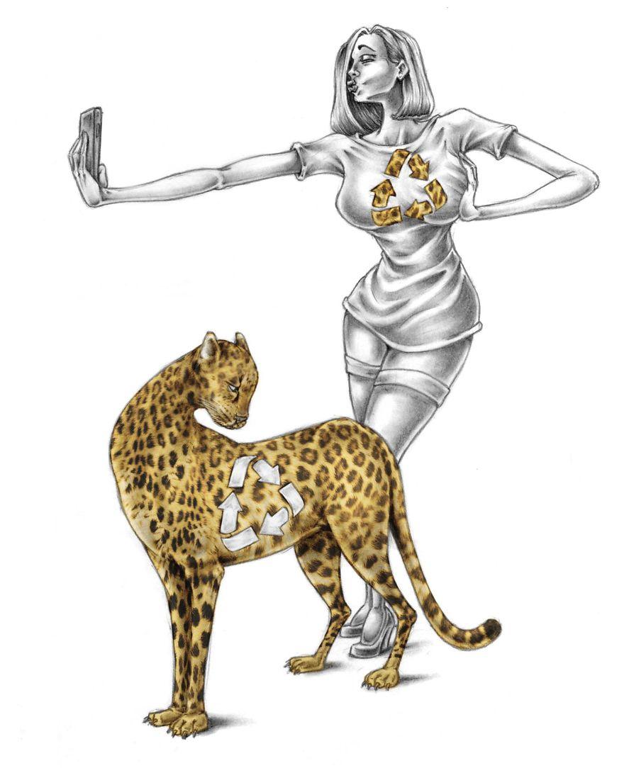 Problemele societatii actuale, in ilustratii rascolitor de sincere - Poza 9