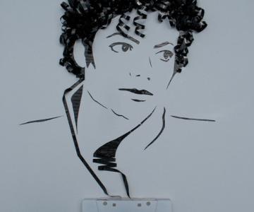 27 portrete superbe din banda de casete
