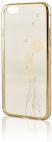 Protectie spate Comma Crystal Ballet Cristale Swarovski CMBLTIPH6CG pentru Apple iPhone 6/6S (Auriu)