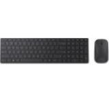 Kit Tastatura si Mouse Microsoft Designer Bluetooth Desktop (Negru)