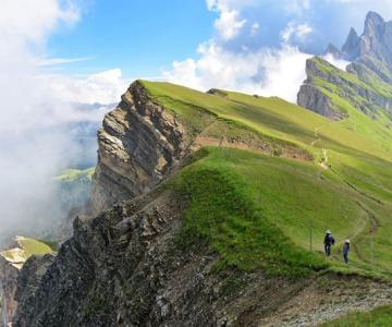 Muntii Odle din Alpii italieni: paradisul drumetiilor
