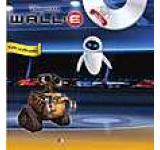 Wall-E. Carte cu CD audio