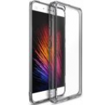 Protectie spate Ringke Fusion 825465, folie protectie inclusa, pentru Xiaomi Mi5 (Transparent/Negru)