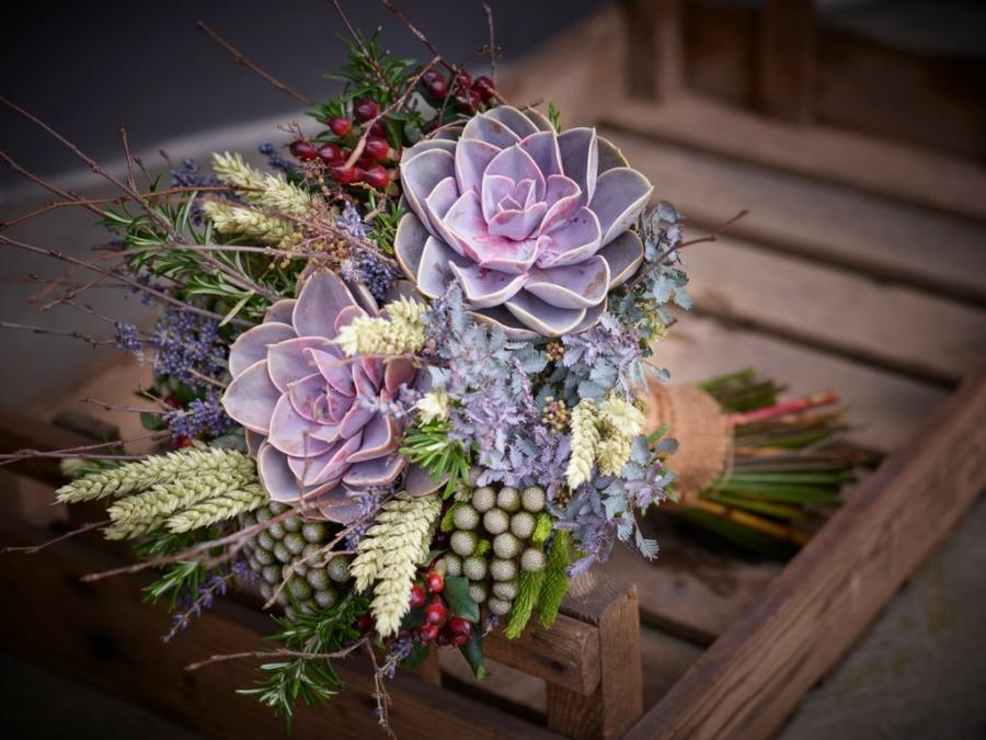 Pentru o nunta de vis: Tendintele anului 2018 in materie de flori - Poza 7