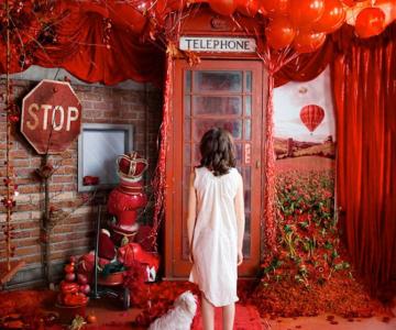 Poveste in lumea culorilor, de Adrien Broom