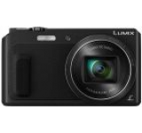 Aparat Foto Digital Panasonic DMC-TZ57EP-K, 16 MP, 1/2.3inch CMOS, Filmare Full HD, Zoom Optic 20x, WiFi (Negru)