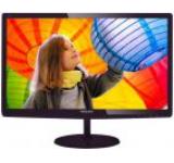 Monitor LED Philips 27inch 277E6LDAD/00, Full HD (1920 x 1080), MHL-HDMI, DVI, VGA, 1 ms, Boxe (Negru)