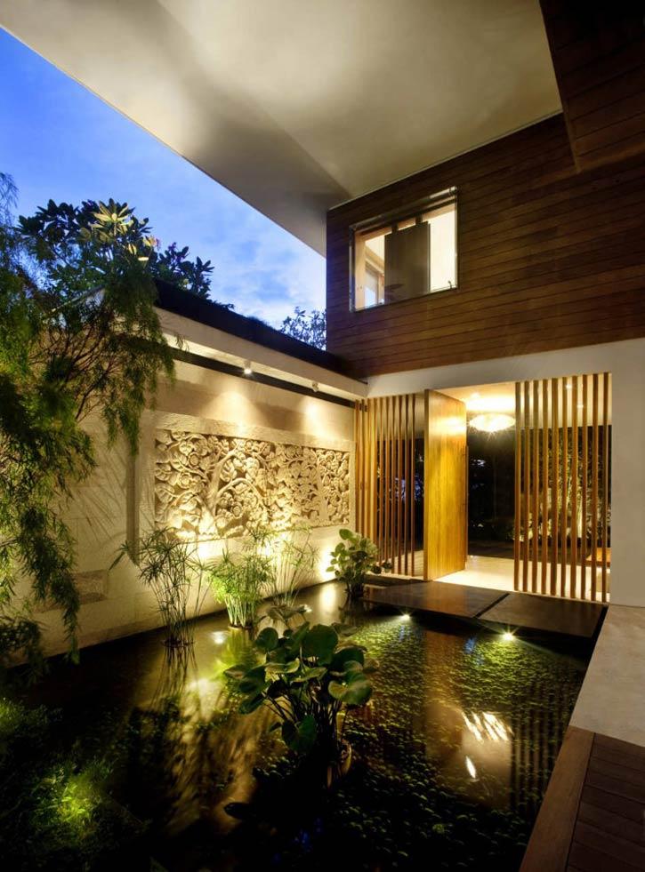 Ai vrea sa locuiesti in Sky Garden House? - Poza 10