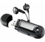 MP3 Player Intenso Music Walker, 8GB Flash (Negru)