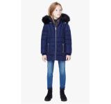 Mango Kids - Geacă copii Nachm 104-164 cm bleumarin -50-KUG035