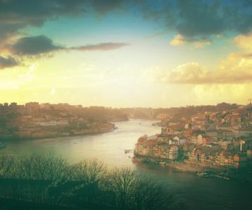 Porto in lumina altei ierni