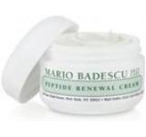 Crema de zi Mario Badescu Peptide Renewal Cream, 29 ml