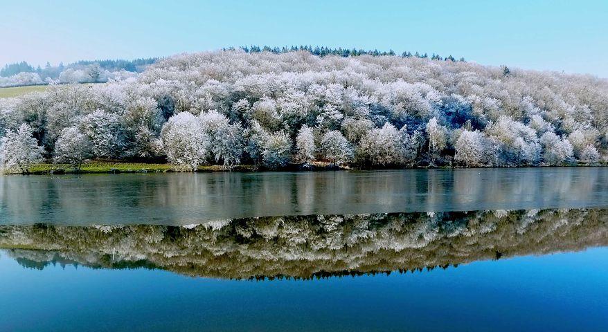 Cele mai frumoase ipostaze ale iernii, in poze sublime - Poza 20