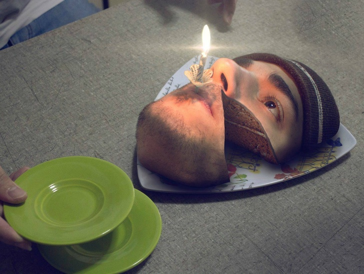 O realitate distorsionata, in poze care ne pun pe ganduri - Poza 14
