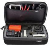 Geanta SP-Gadgets POV CASE GOPRO SMALL pentru camerele de actiune GoPro (Neagra)