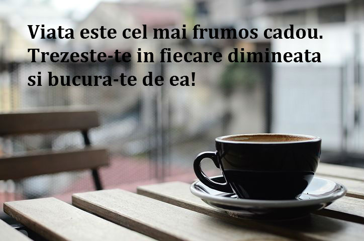 Dimineti cu ganduri bune si aburi de cafea, in poze inspirationale - Poza 18