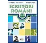 Scriitori romani - Fise de portofoliu pentru clasele II-IV