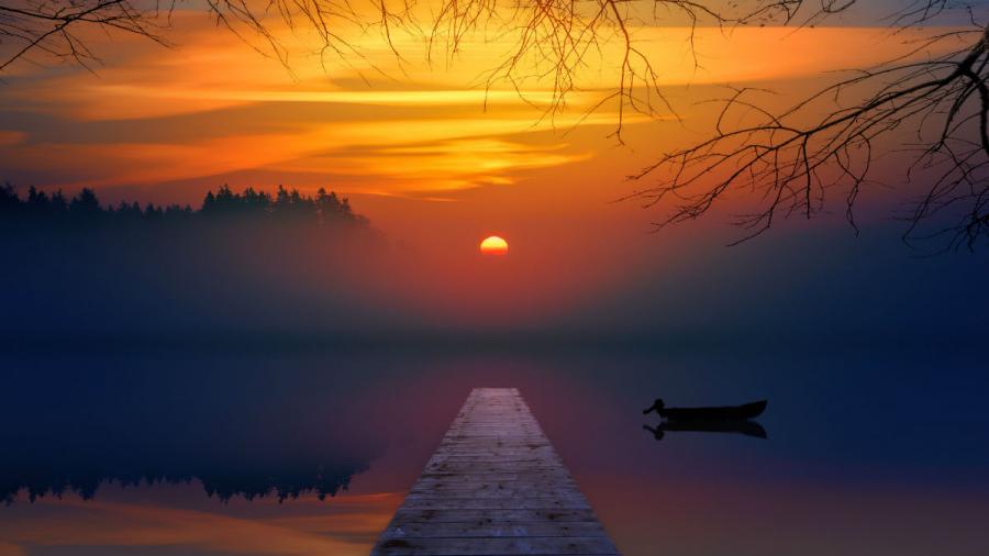 Apusuri de soare sublime in poze spectaculoase - Poza 18