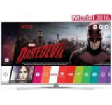 Televizor Super UHD LG 125 cm (49inch) 49UH8507, Ultra HD 4K, Smart TV, 3D, HDR, TruMotion 200HZ, webOS 3.0, WiFi, CI+