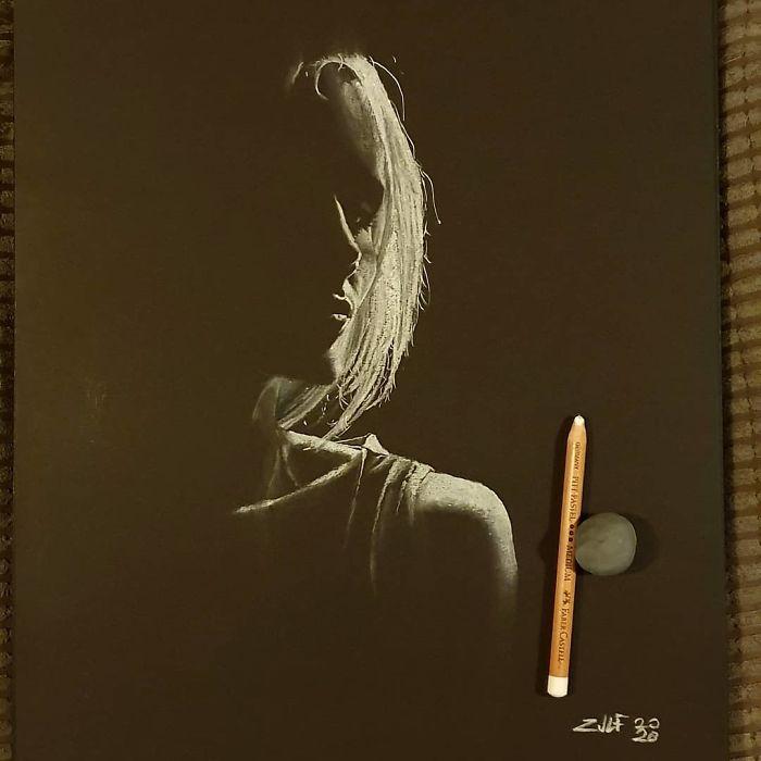 Frumusetea feminina, in altfel de portrete - Poza 5